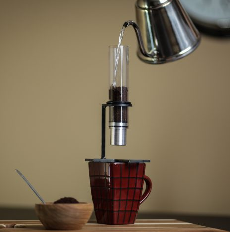 Pour Over Drip – Slim Tube Brewer